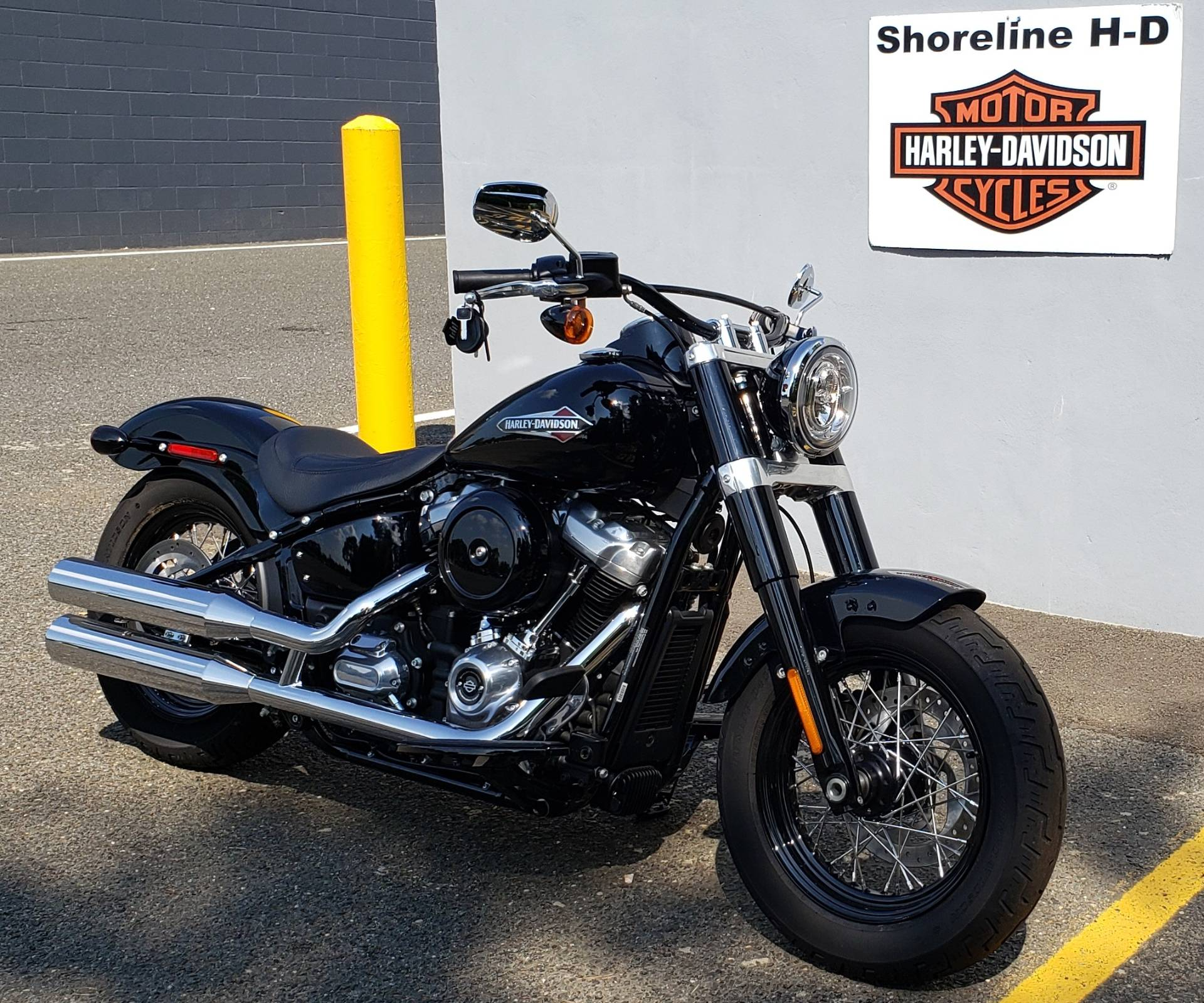 2019 Harley-Davidson Softail Slim® in West Long Branch, New Jersey - Photo 3