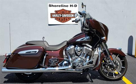 2019 Indian Chieftain® Limited ABS in West Long Branch, New Jersey - Photo 1
