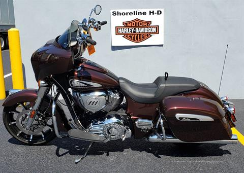2019 Indian Chieftain® Limited ABS in West Long Branch, New Jersey - Photo 2