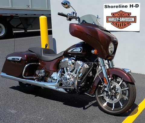 2019 Indian Chieftain® Limited ABS in West Long Branch, New Jersey - Photo 3