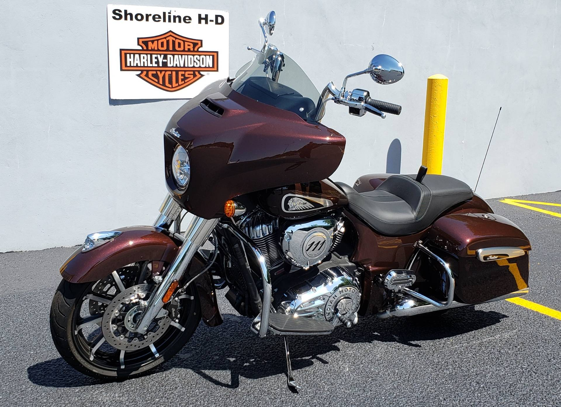 2019 Indian Chieftain® Limited ABS in West Long Branch, New Jersey - Photo 5