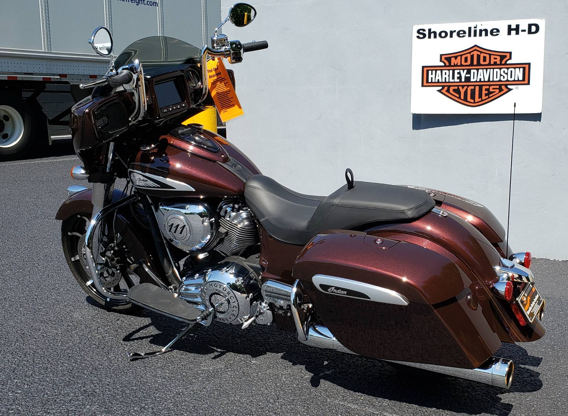 2019 Indian Chieftain® Limited ABS in West Long Branch, New Jersey - Photo 6