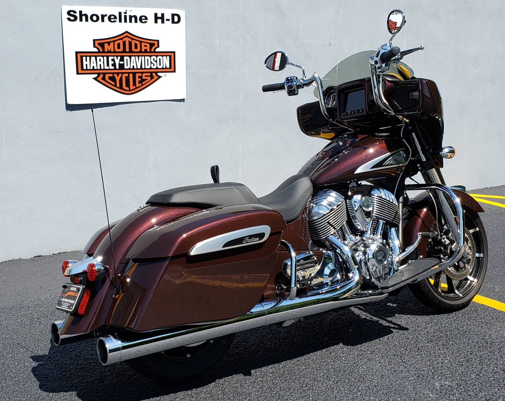 2019 Indian Chieftain® Limited ABS in West Long Branch, New Jersey - Photo 8