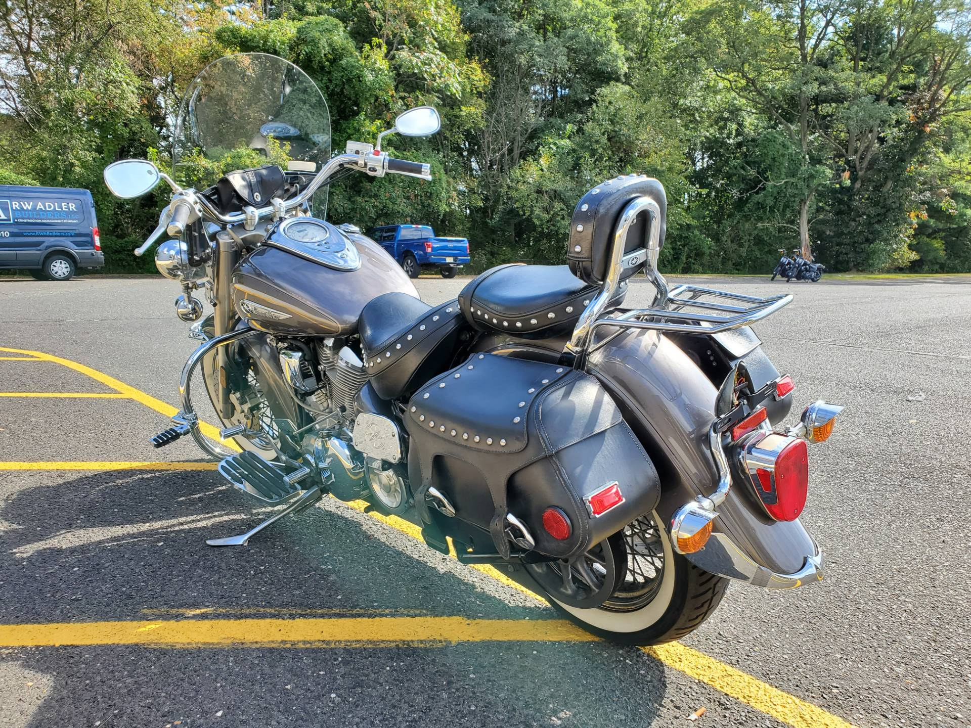 2003 Yamaha Roadstar in West Long Branch, New Jersey - Photo 6
