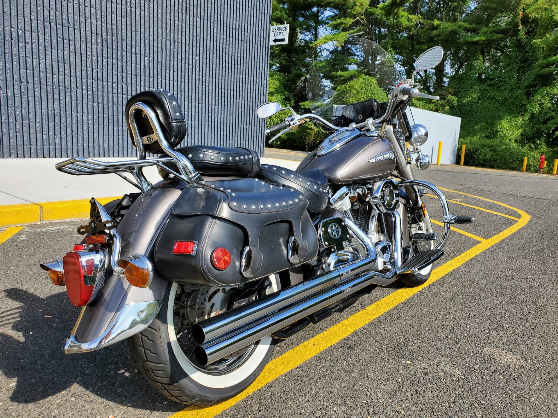 2003 Yamaha Roadstar in West Long Branch, New Jersey - Photo 8
