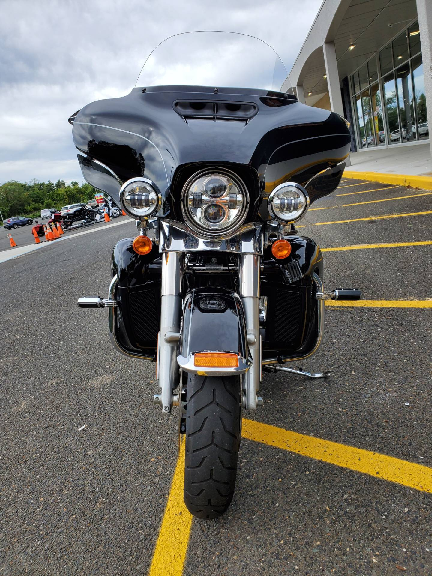 2017 Harley-Davidson Ultra Limited in West Long Branch, New Jersey - Photo 4