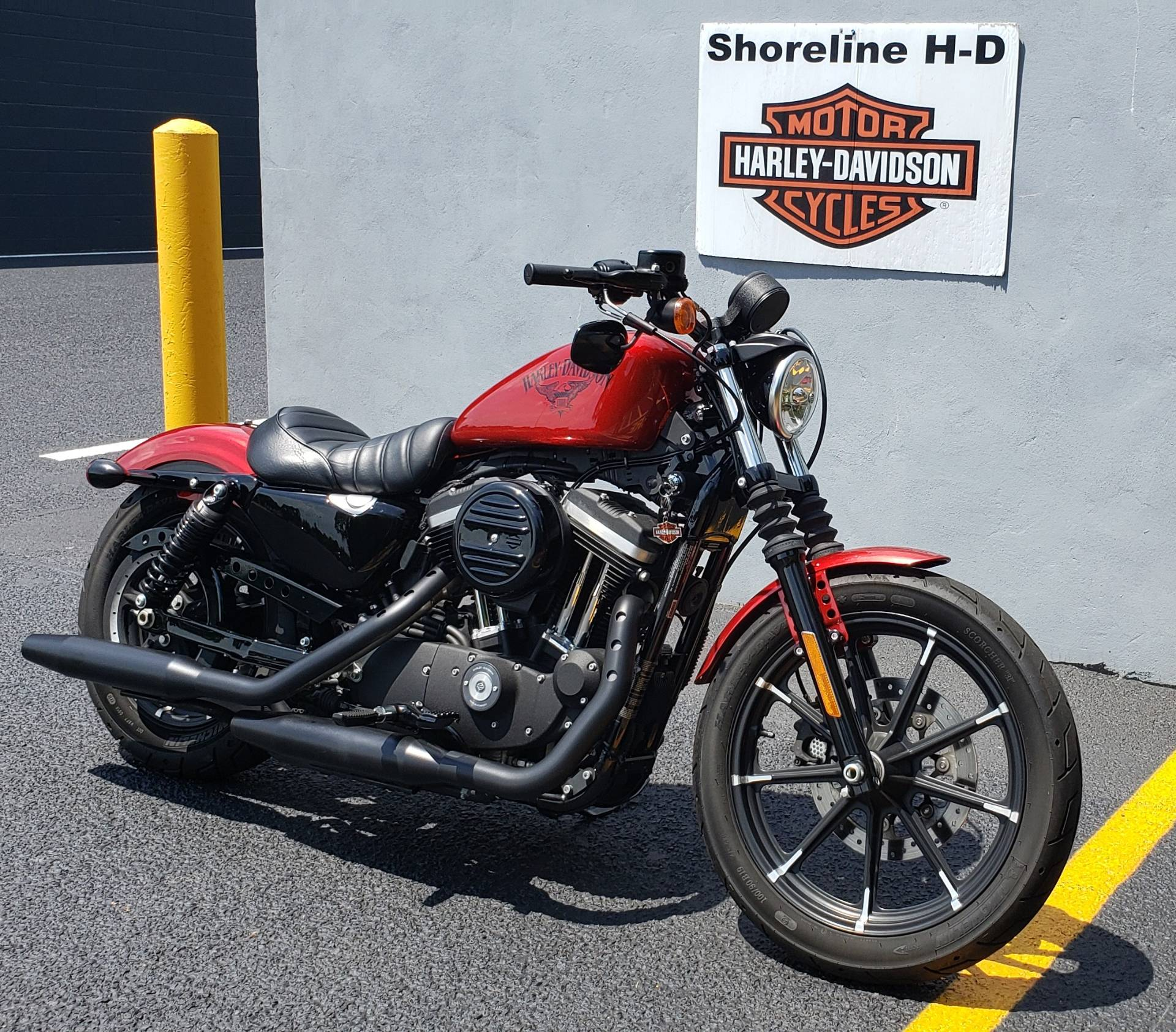 2018 Harley-Davidson Iron 883™ in West Long Branch, New Jersey - Photo 3