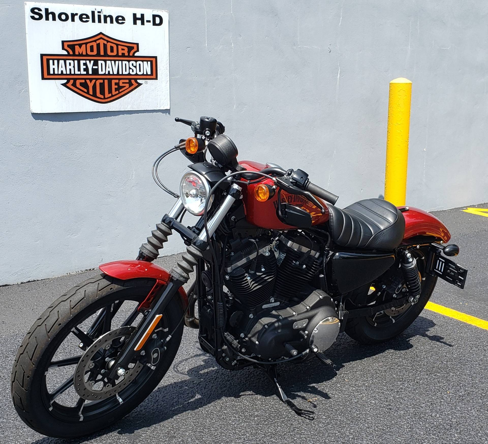 2018 Harley-Davidson Iron 883™ in West Long Branch, New Jersey - Photo 5
