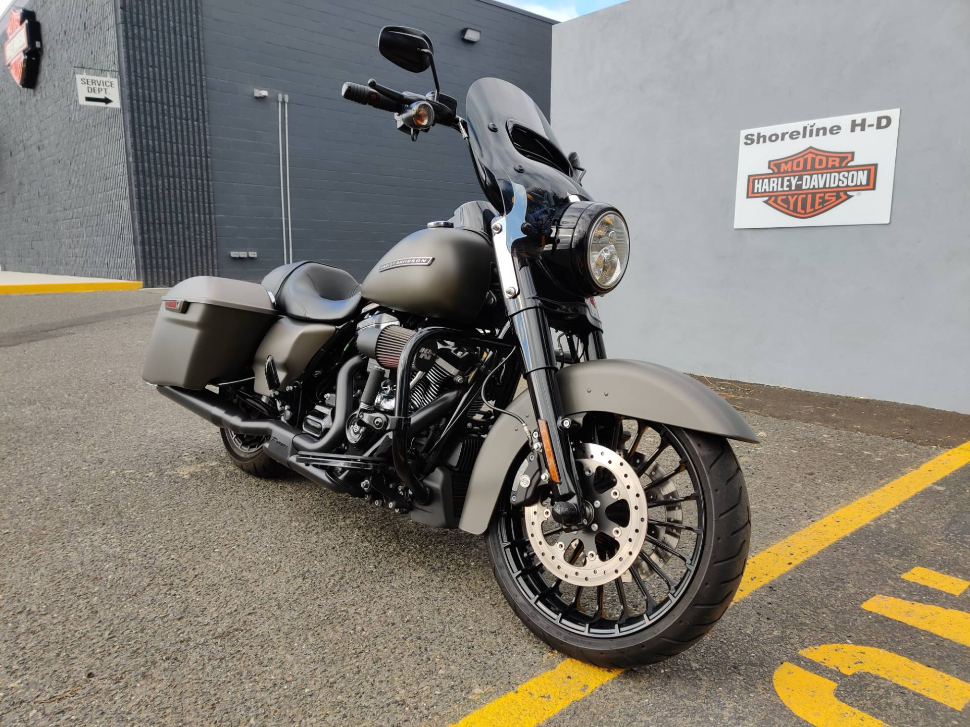 2018 Harley-Davidson Road King Special in West Long Branch, New Jersey - Photo 3