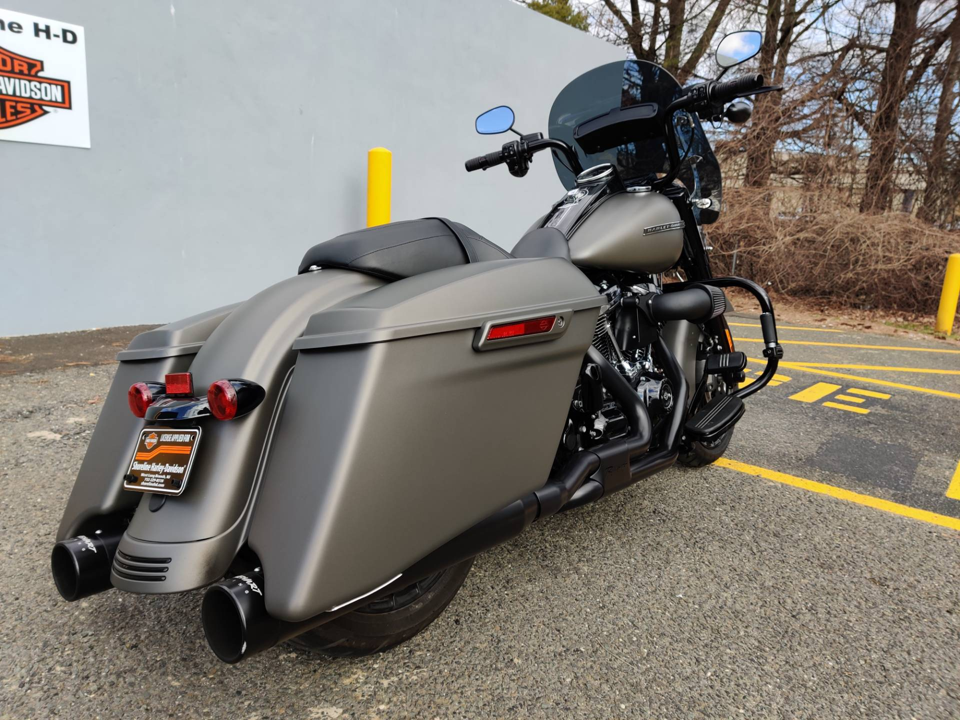 2018 Harley-Davidson Road King Special in West Long Branch, New Jersey - Photo 8