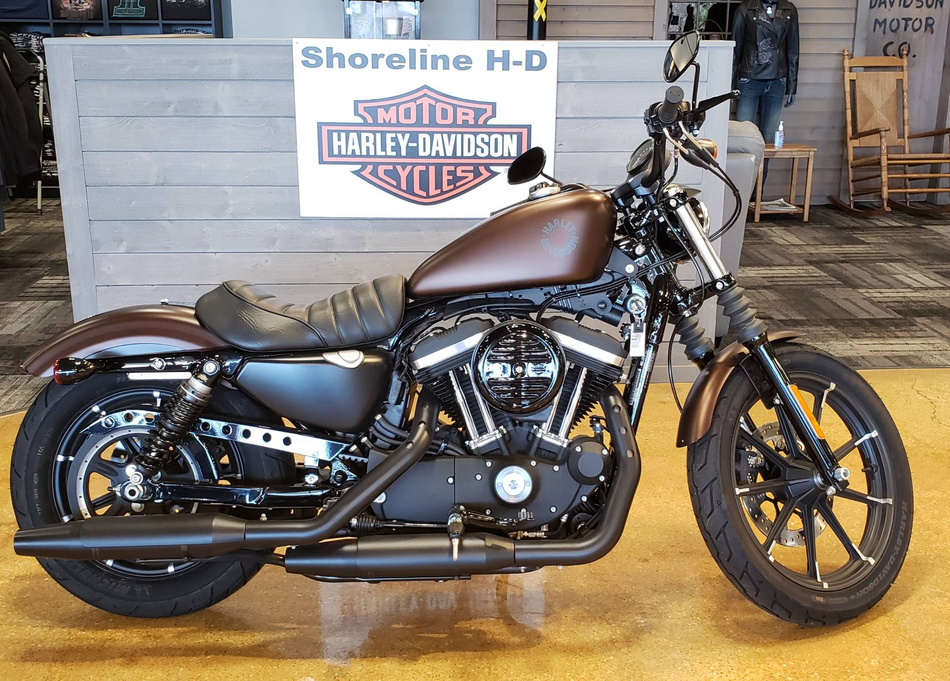 2019 Harley-Davidson IRON 883 in West Long Branch, New Jersey - Photo 1
