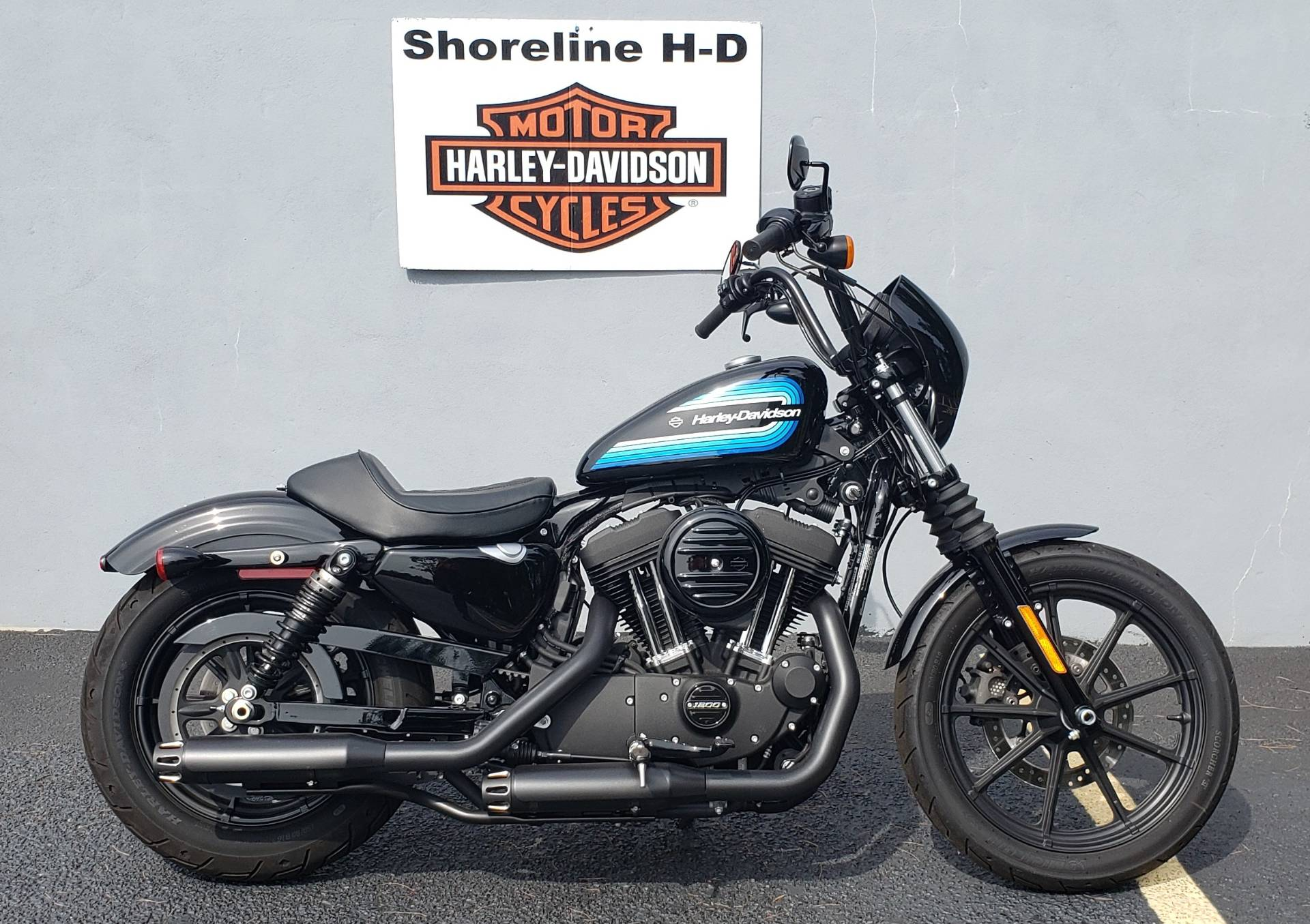 2018 Harley-Davidson Iron 1200 in West Long Branch, New Jersey - Photo 1