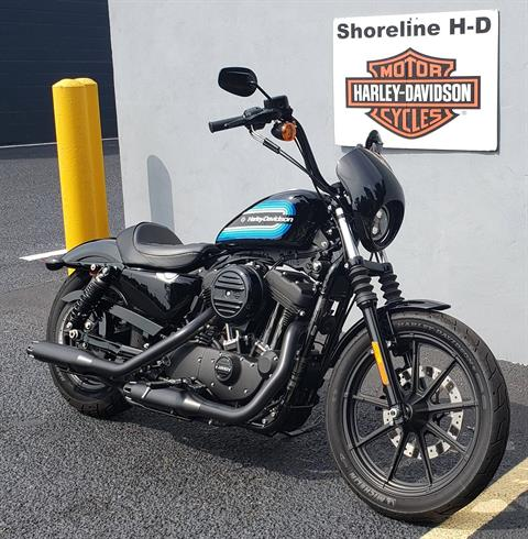 2018 Harley-Davidson Iron 1200 in West Long Branch, New Jersey - Photo 3