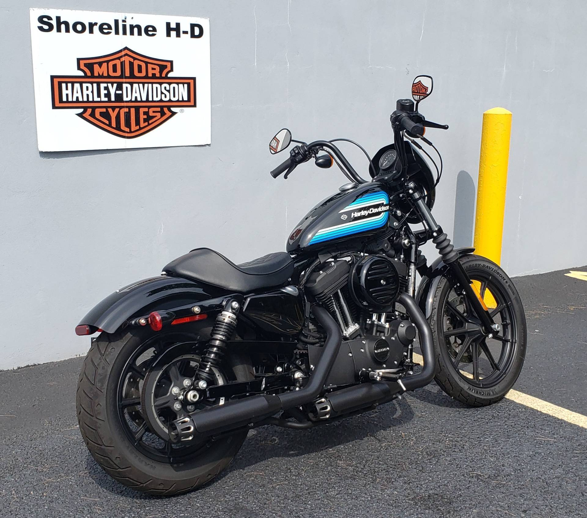 2018 Harley-Davidson Iron 1200 in West Long Branch, New Jersey - Photo 5