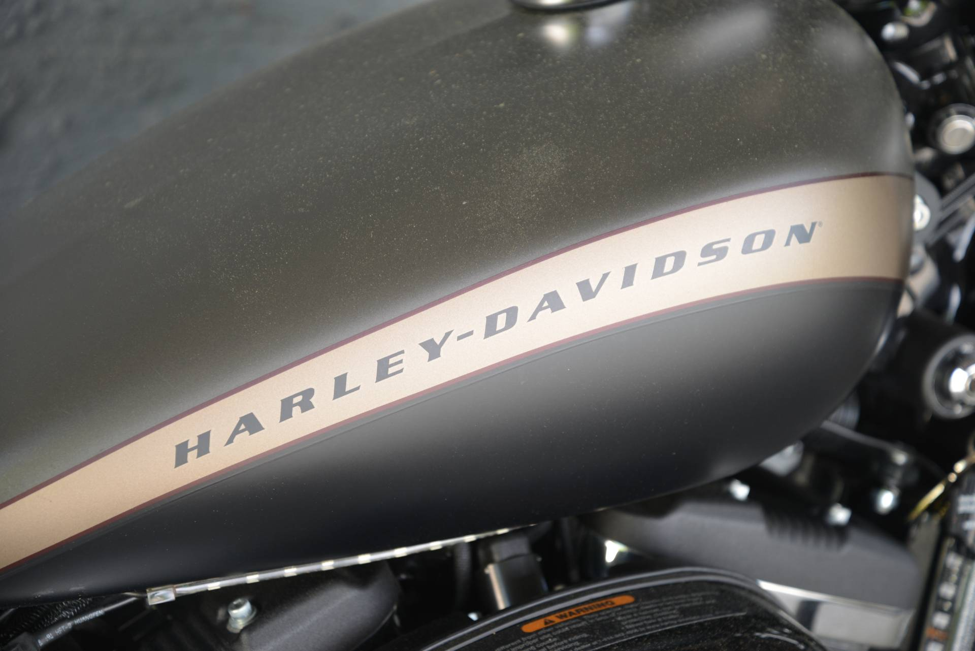 2018 Harley-Davidson SPORTSTER CUSTOM in Lakewood, New Jersey - Photo 4