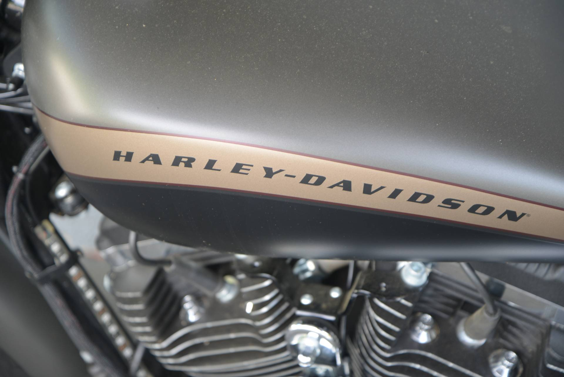 2018 Harley-Davidson SPORTSTER CUSTOM in Lakewood, New Jersey - Photo 14