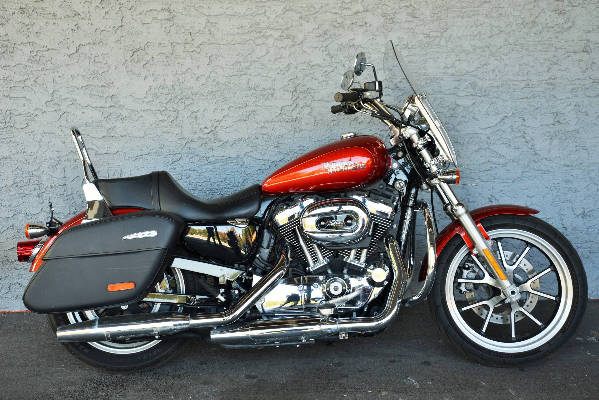 2014 Harley-Davidson 1200 SUPERLOW in Lakewood, New Jersey - Photo 1