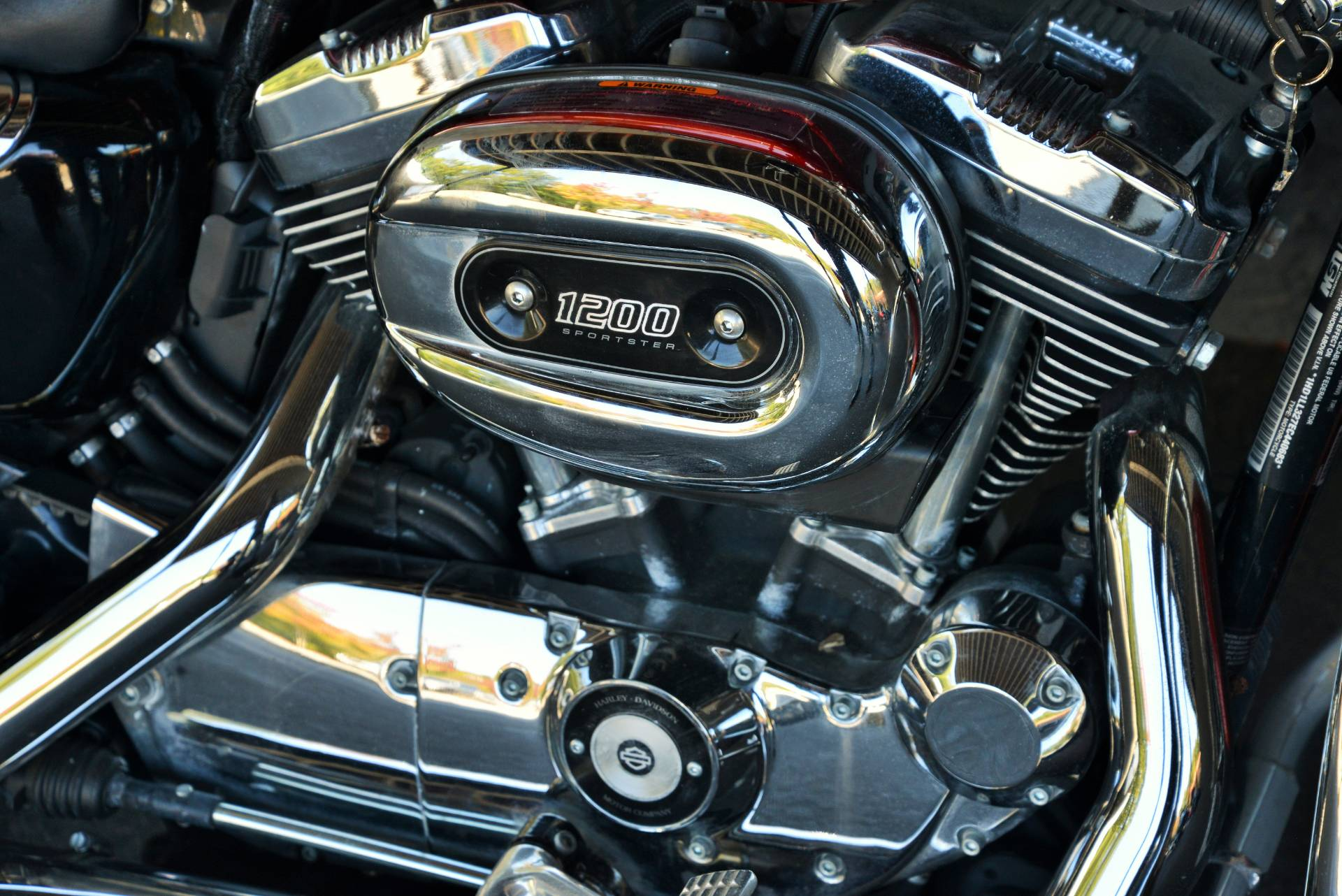 2014 Harley-Davidson 1200 SUPERLOW in Lakewood, New Jersey - Photo 7