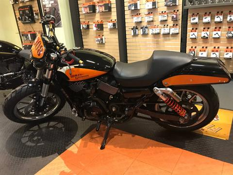 2015 Harley-Davidson STREET 750 in Lakewood, New Jersey - Photo 2
