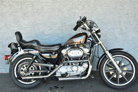 1990 Harley-Davidson SPORTSTER 1200 in Lakewood, New Jersey - Photo 1