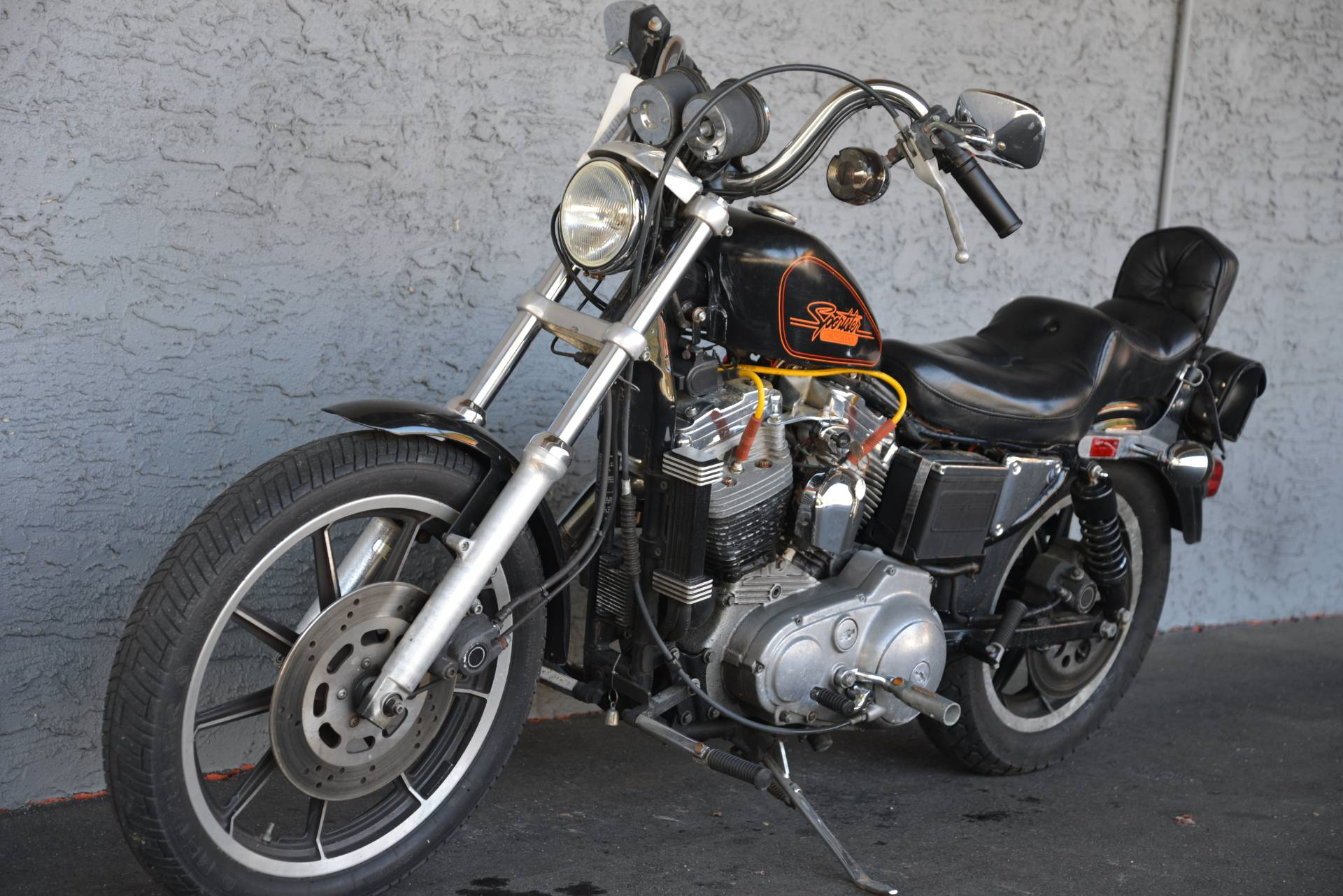 1990 Harley-Davidson SPORTSTER 1200 in Lakewood, New Jersey - Photo 12