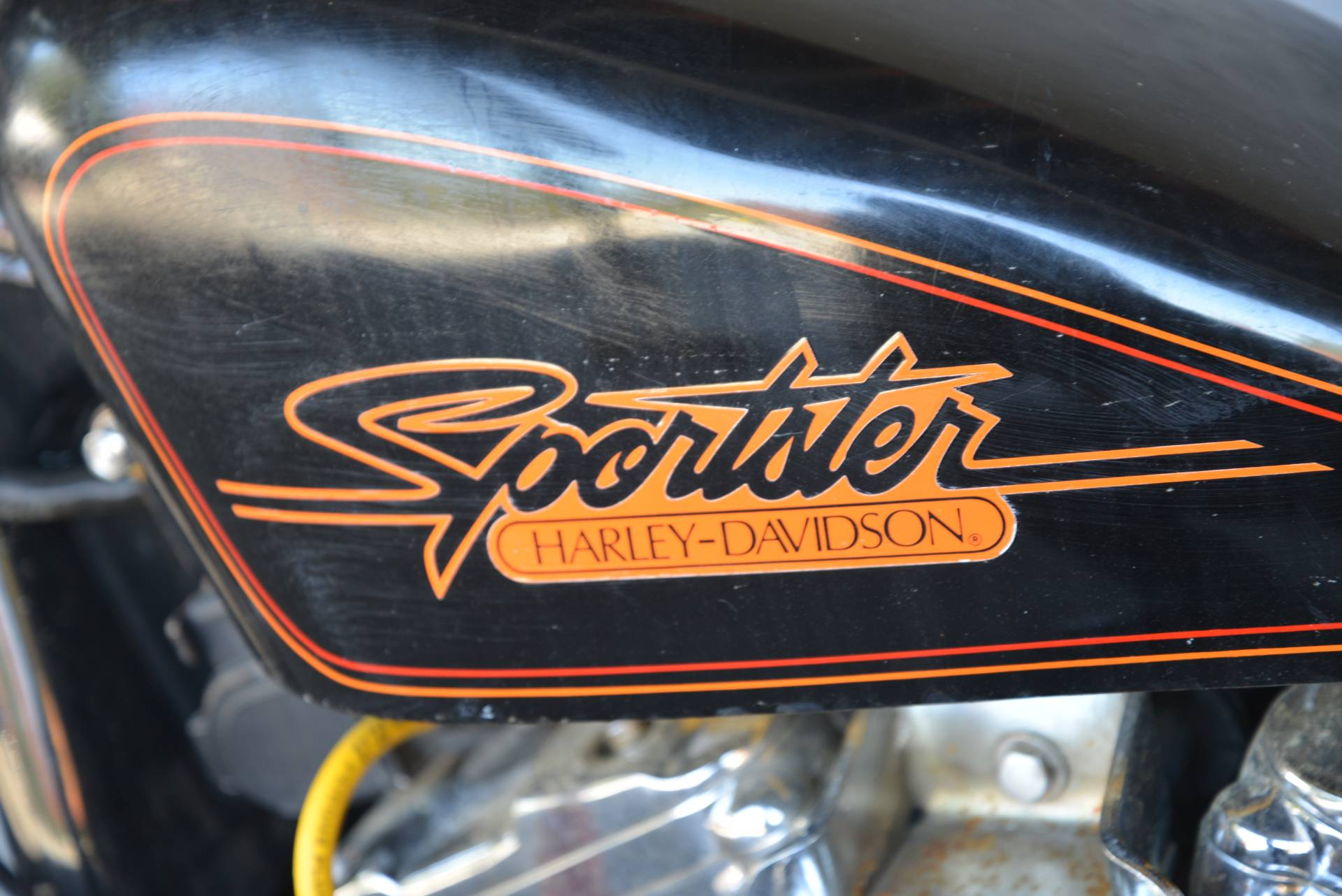 1990 Harley-Davidson SPORTSTER 1200 in Lakewood, New Jersey - Photo 14