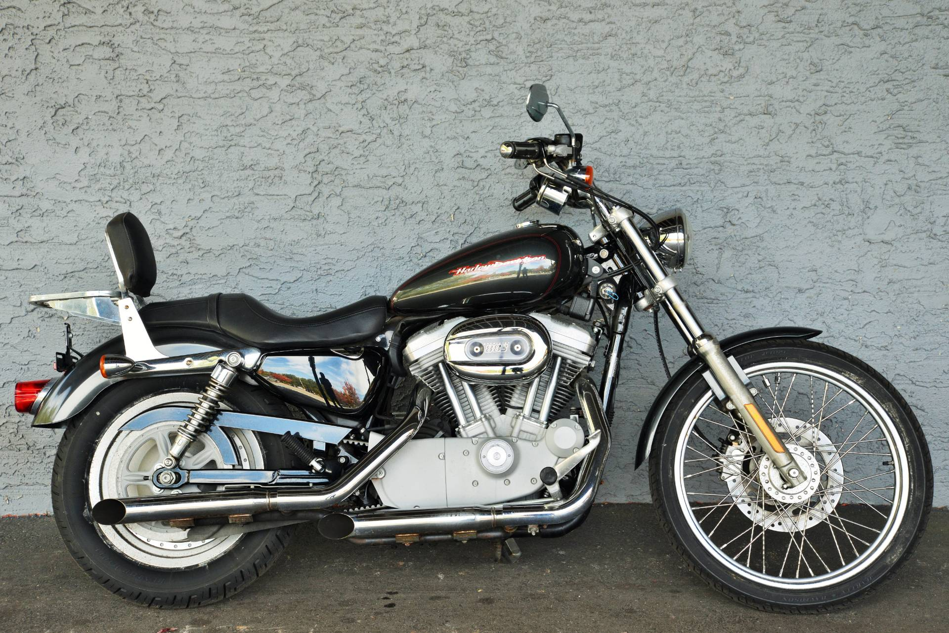 Used Motorcycles Nj >> 2006 Harley Davidson Sportster Custom In Lakewood New Jersey