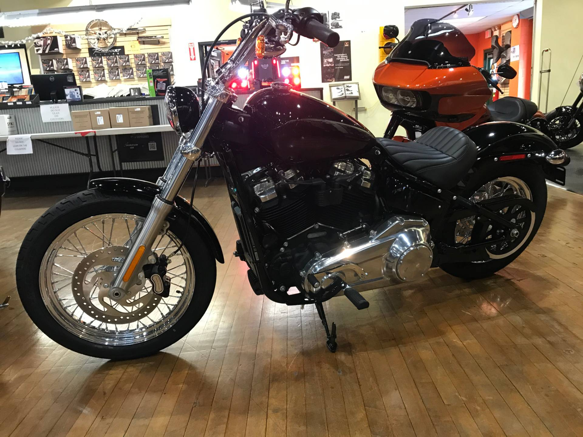 2020 Harley-Davidson SOFTAIL STANDARD in Lakewood, New Jersey - Photo 2