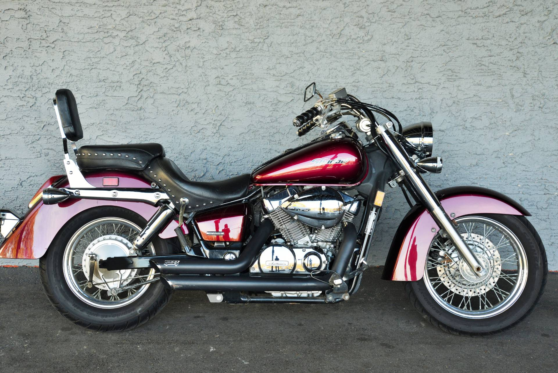 2004 Honda SHADOW AERO 750 in Lakewood, New Jersey - Photo 1