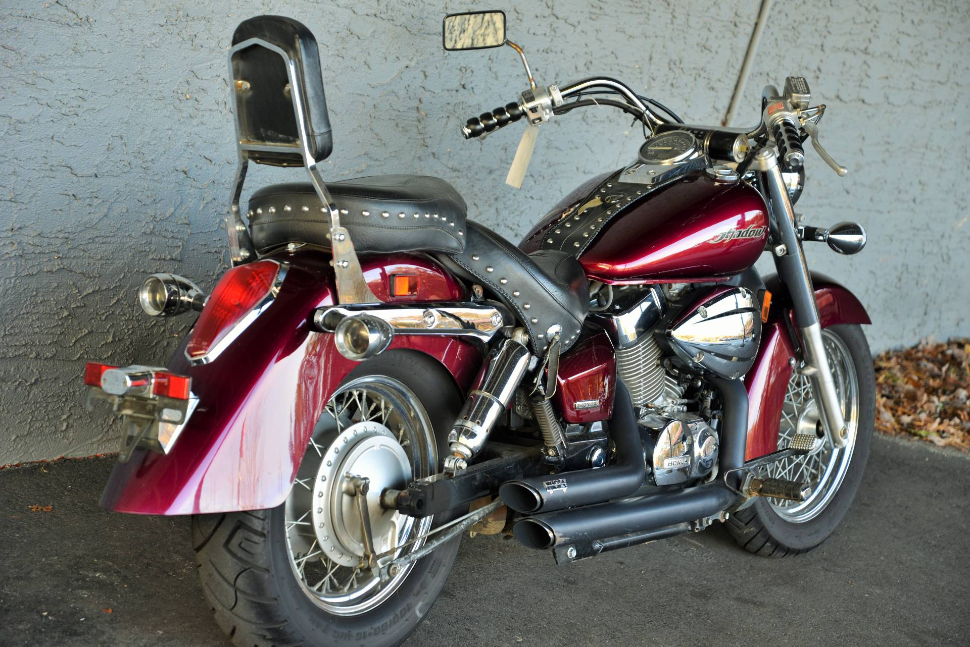 2004 Honda SHADOW AERO 750 in Lakewood, New Jersey - Photo 3