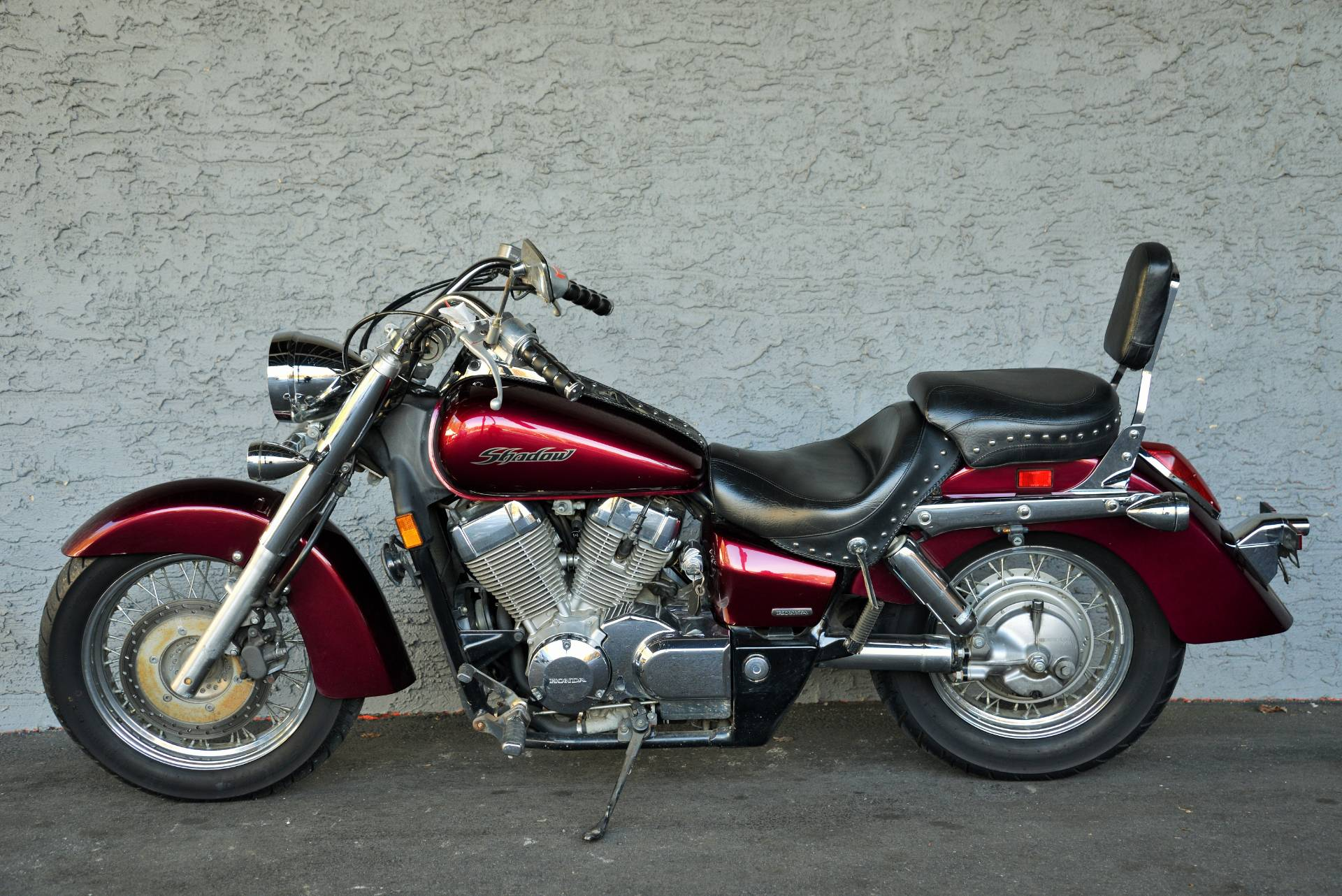 2004 Honda SHADOW AERO 750 in Lakewood, New Jersey - Photo 12