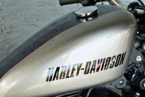 2016 Harley-Davidson SPORTSTER ROADSTER in Lakewood, New Jersey - Photo 4