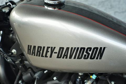 2016 Harley-Davidson SPORTSTER ROADSTER in Lakewood, New Jersey - Photo 13