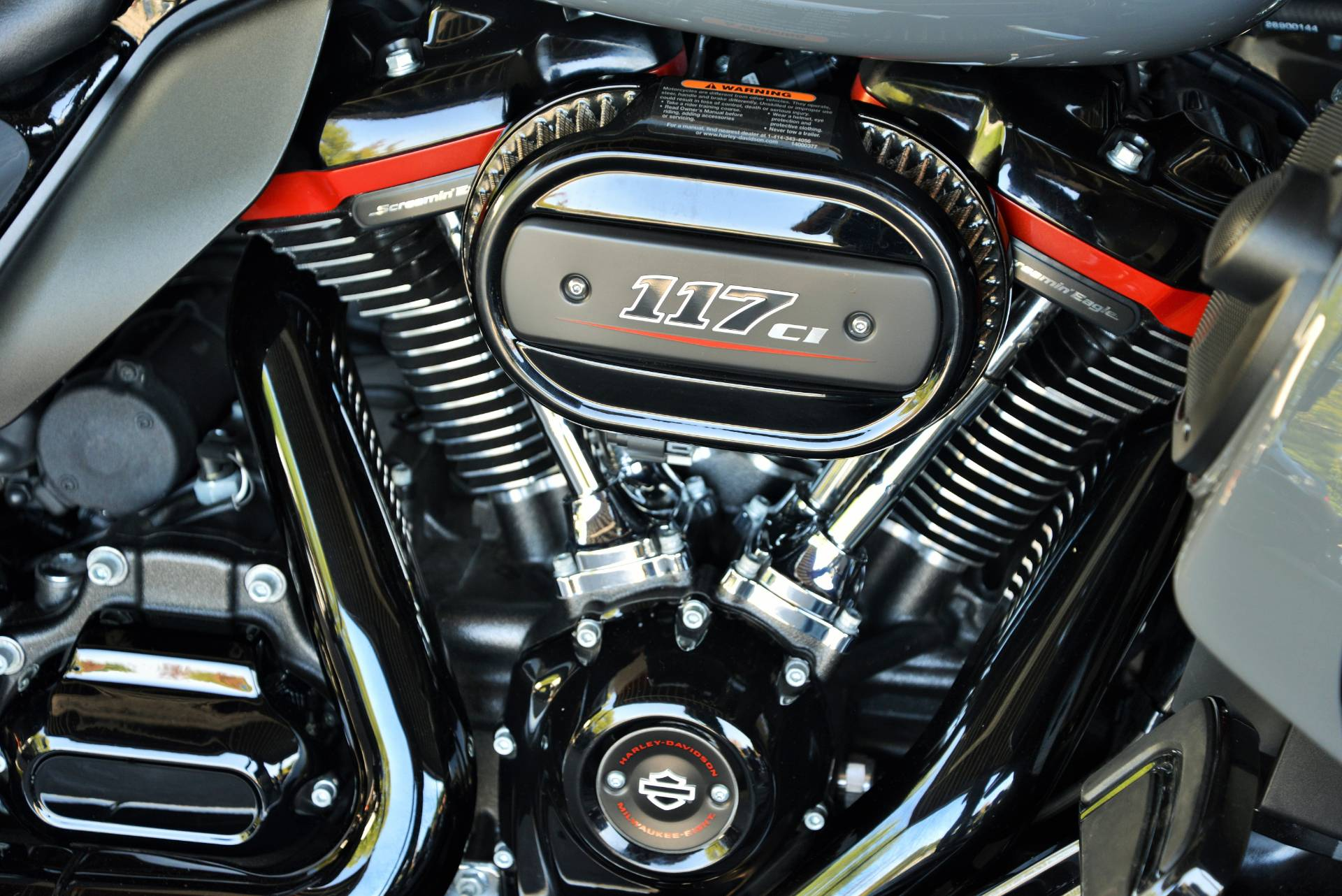 2018 Harley-Davidson CVO STREET GLIDE in Lakewood, New Jersey - Photo 7