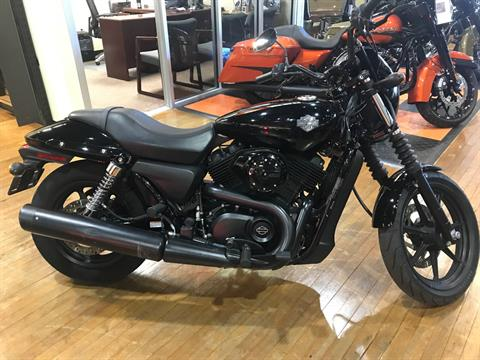 2015 Harley-Davidson STREET 500 in Lakewood, New Jersey - Photo 1