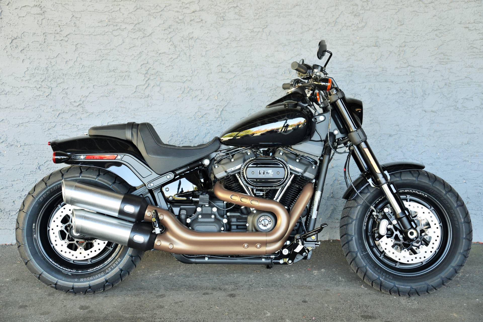2019 Harley-Davidson FATBOB S in Lakewood, New Jersey - Photo 1