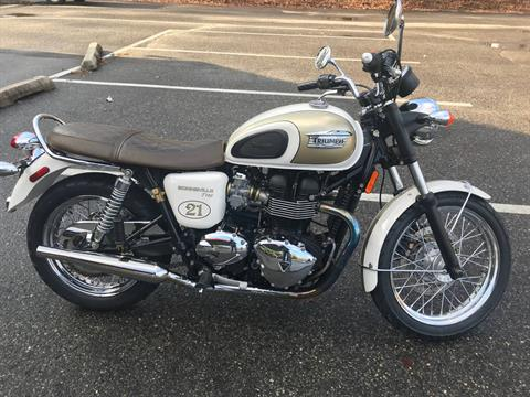 2014 TRIUMPH BONNEVILLE in Lakewood, New Jersey - Photo 1