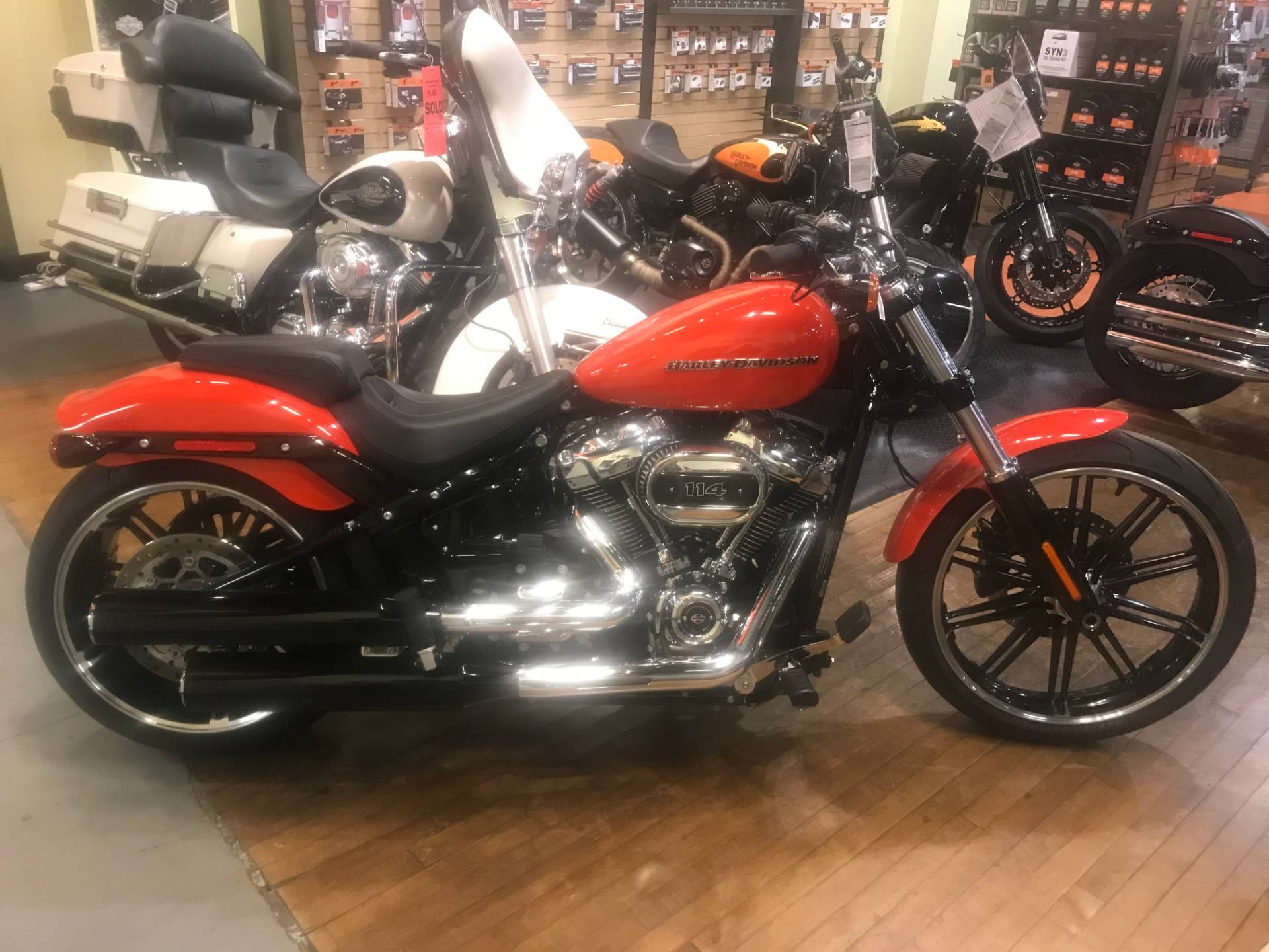 2020 Harley-Davidson BREAKOUT in Lakewood, New Jersey - Photo 1