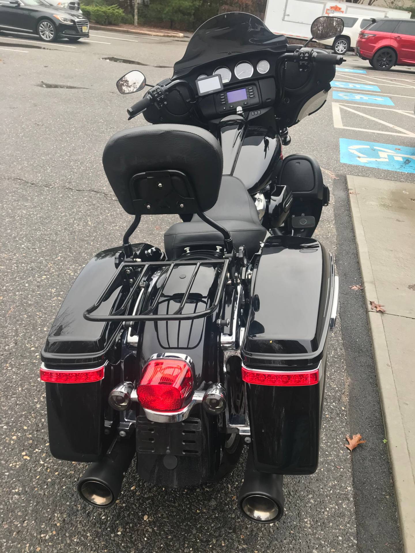2019 Harley-Davidson ELECTRA GLIDE STANDARD in Lakewood, New Jersey - Photo 4