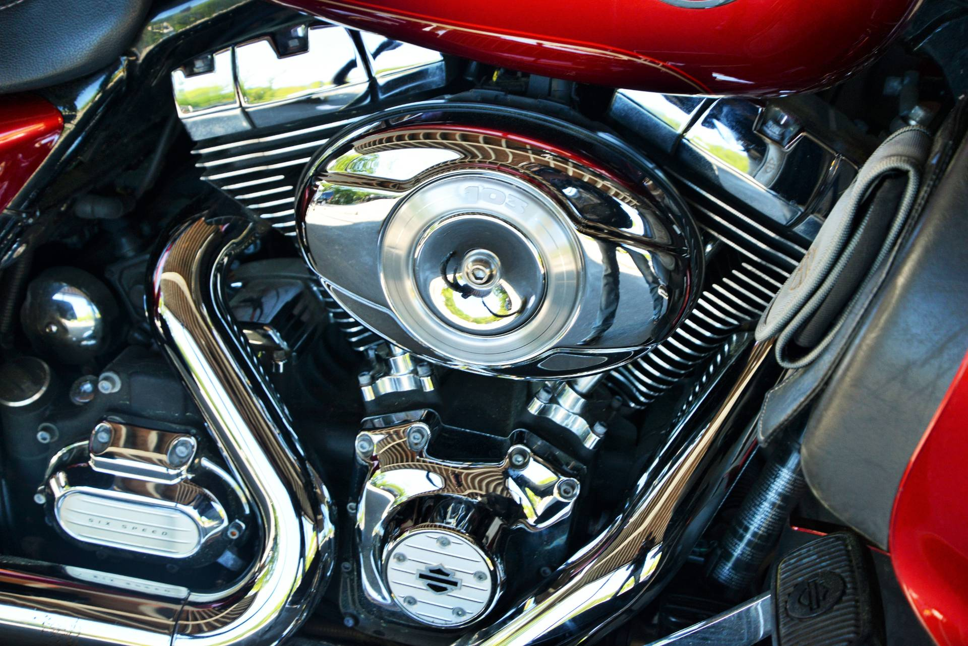 2012 Harley-Davidson ELECTRA GLIDE ULTRA in Lakewood, New Jersey - Photo 7