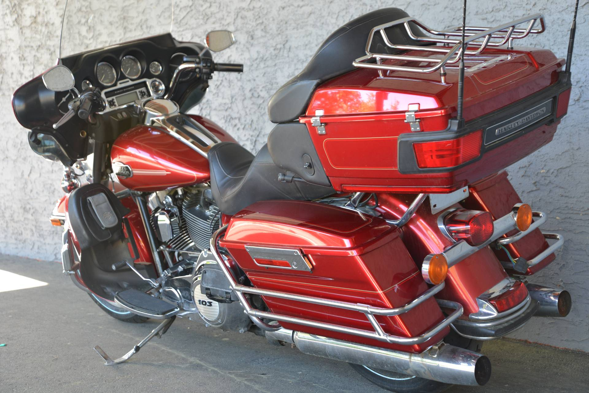 2012 Harley-Davidson ELECTRA GLIDE ULTRA in Lakewood, New Jersey - Photo 14