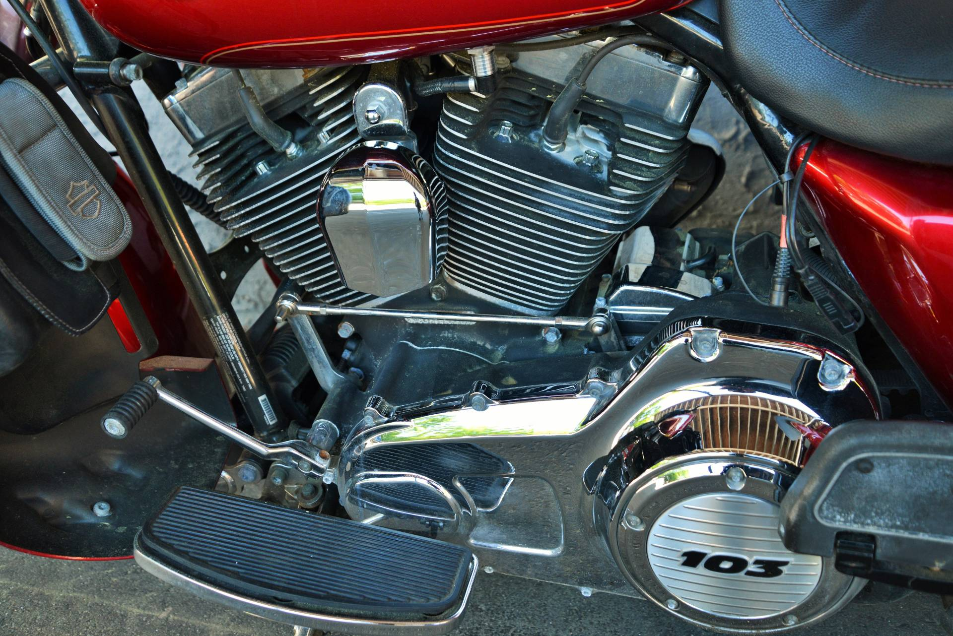 2012 Harley-Davidson ELECTRA GLIDE ULTRA in Lakewood, New Jersey - Photo 17
