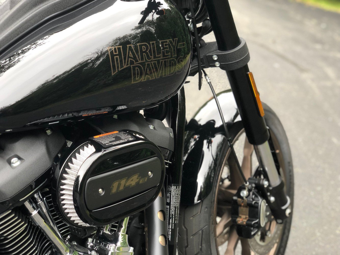 2020 Harley-Davidson Low Rider®S in Portage, Michigan - Photo 10