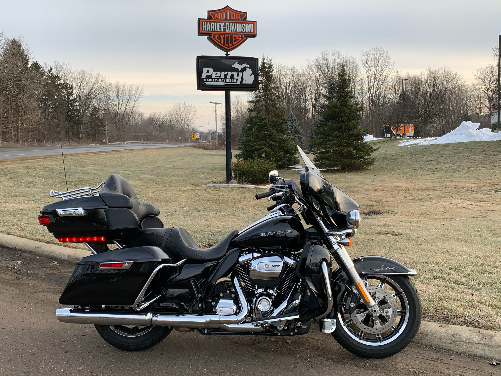 2018 Harley-Davidson Ultra Limited Low in Portage, Michigan - Photo 13