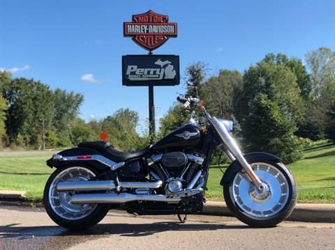 2020 Harley-Davidson Fat Boy® 114 in Portage, Michigan - Photo 1