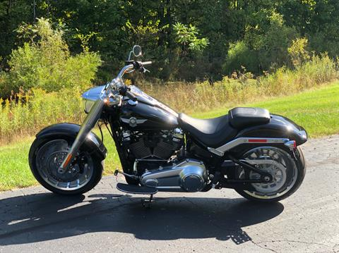 2020 Harley-Davidson Fat Boy® 114 in Portage, Michigan - Photo 5