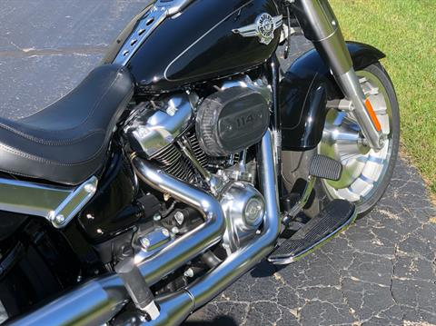 2020 Harley-Davidson Fat Boy® 114 in Portage, Michigan - Photo 11