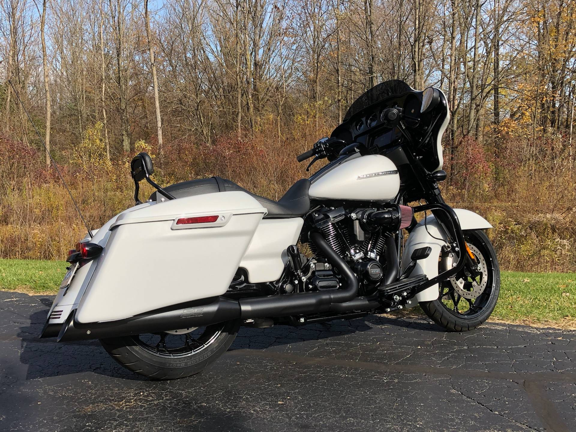 2020 Harley-Davidson Street Glide® Special in Portage, Michigan - Photo 7