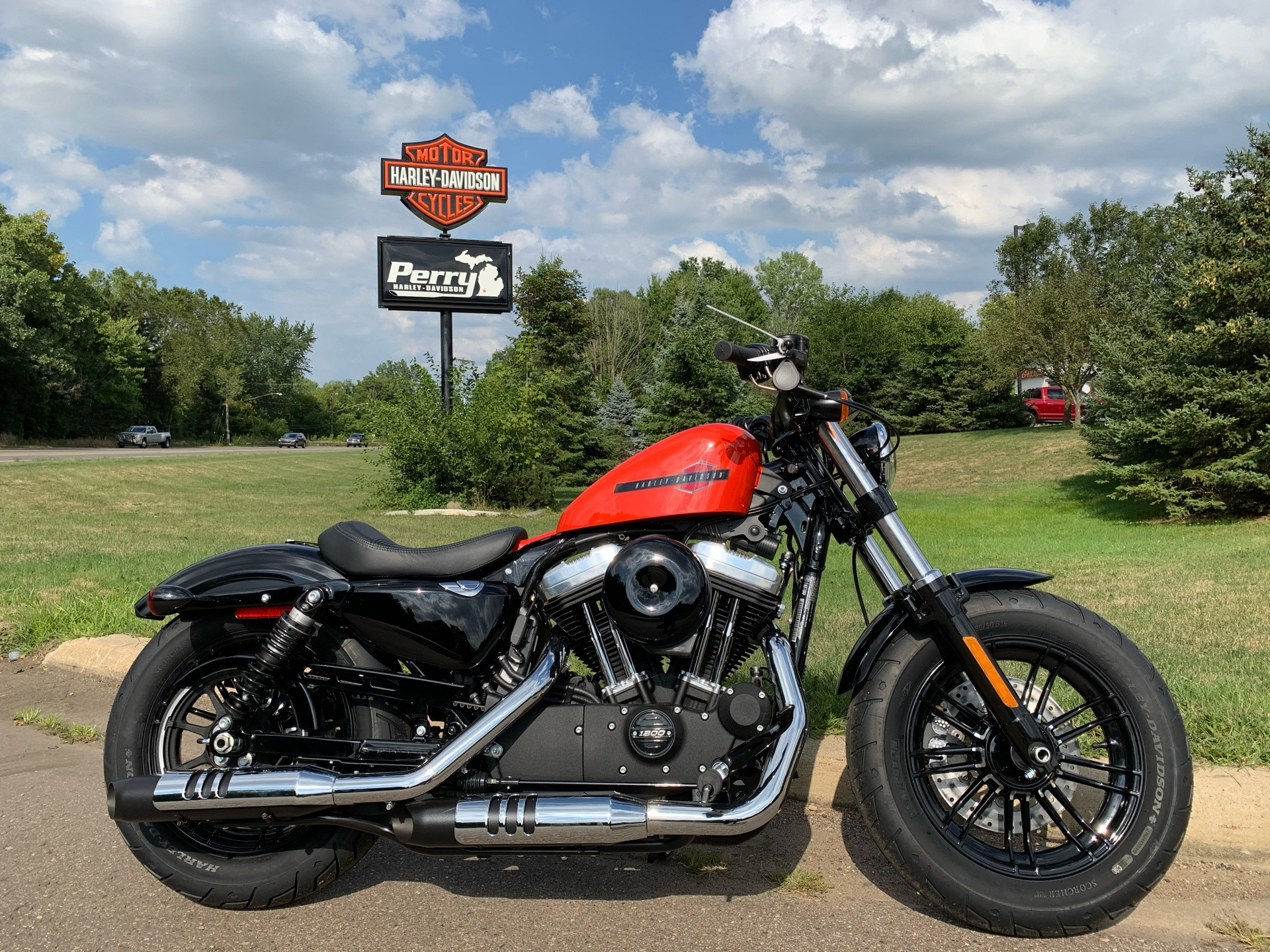 2020 Harley-Davidson Forty-Eight® in Portage, Michigan - Photo 1