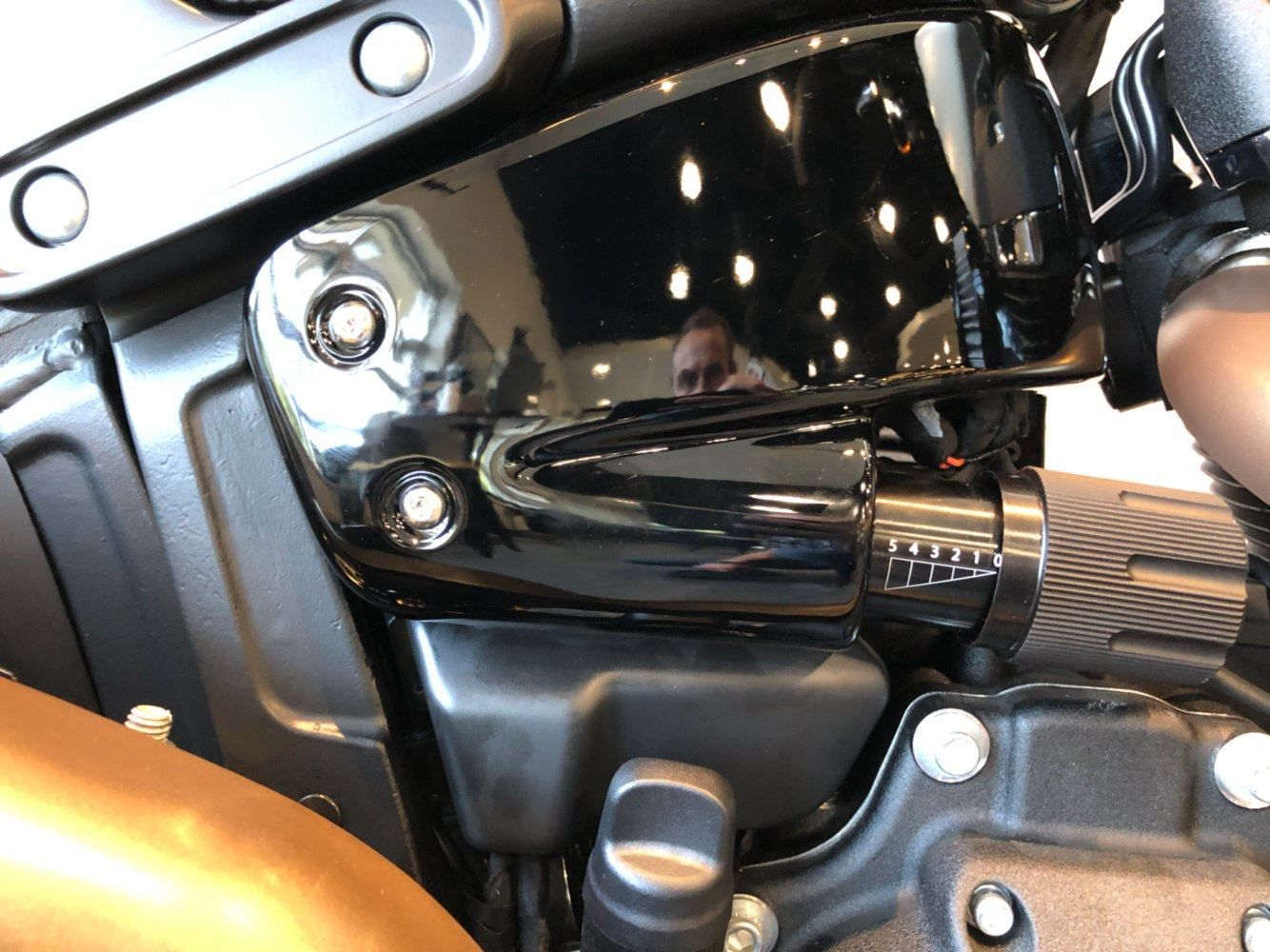 2019 Harley-Davidson Fat Bob® 114 in Portage, Michigan